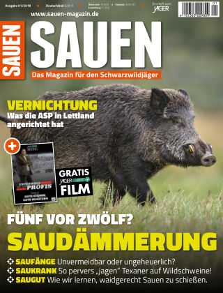 Sauen NR. 01 2018
