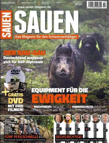 Sauen October 09, 2018 00:00