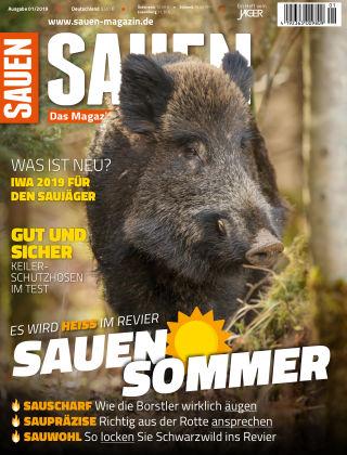 Sauen NR. 01 2019