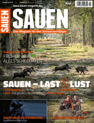 Sauen NR. 02 2019
