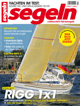 segeln Nr. 4 2017