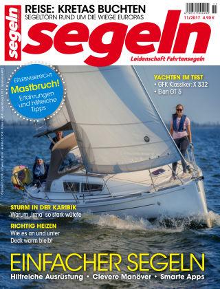 segeln Nr. 11 2017