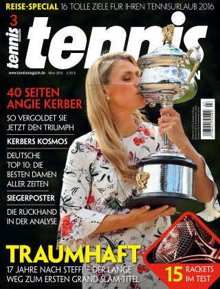 tennis MAGAZIN Nr. 03 2016