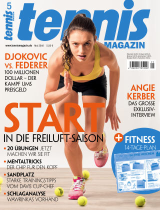 tennis MAGAZIN NR. 05 2016
