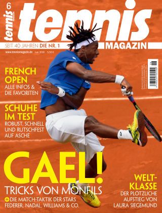 tennis MAGAZIN NR. 06 2016
