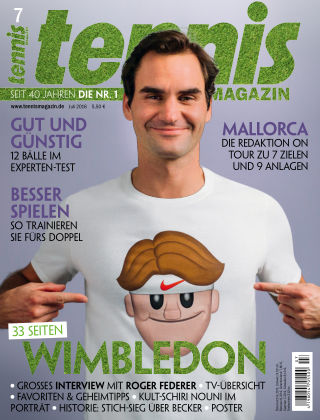 tennis MAGAZIN NR. 07 2016