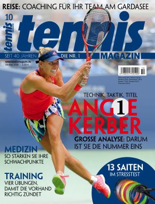 tennis MAGAZIN NR. 10 2016
