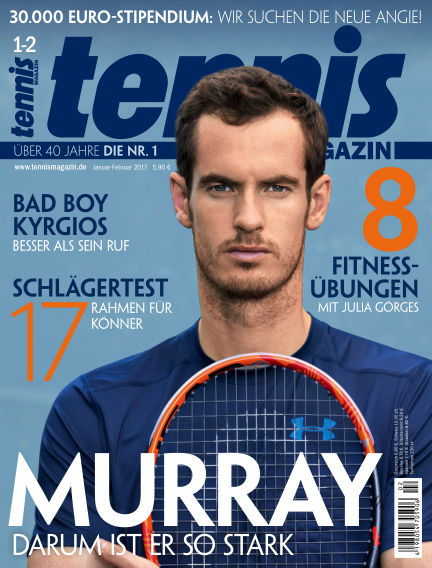 tennis MAGAZIN December 16, 2016 00:00