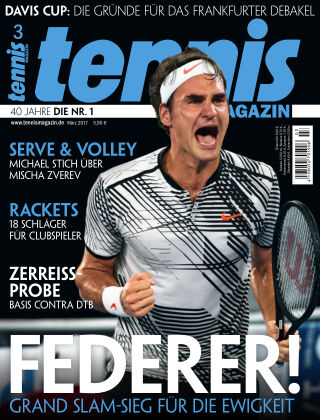 tennis MAGAZIN NR. 03 2017