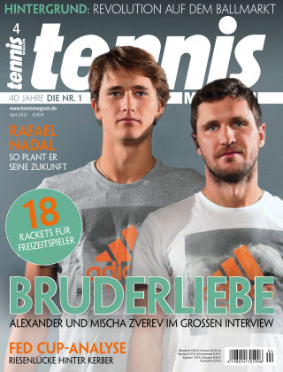 tennis MAGAZIN NR. 04 2017