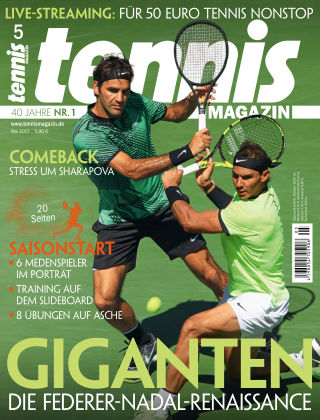 tennis MAGAZIN NR. 05 2017
