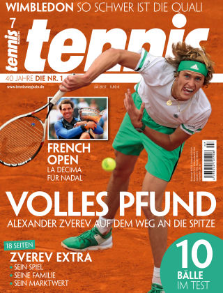 tennis MAGAZIN NR. 07 2017