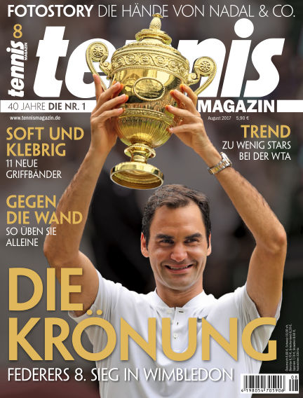 tennis MAGAZIN July 28, 2017 00:00