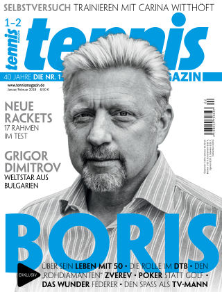 tennis MAGAZIN NR. 01 02 2018