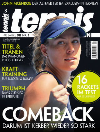 tennis MAGAZIN NR. 03 2018