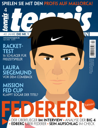 tennis MAGAZIN NR. 04 2018