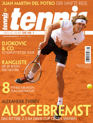 tennis MAGAZIN Nr. 5 2018