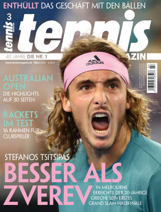 tennis MAGAZIN Nr. 03 2019
