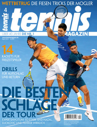 tennis MAGAZIN Nr. 04 2019