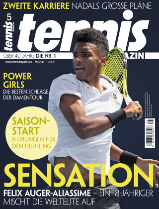 tennis MAGAZIN Nr. 05 2019
