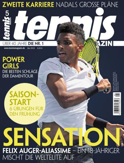 tennis MAGAZIN April 16, 2019 00:00