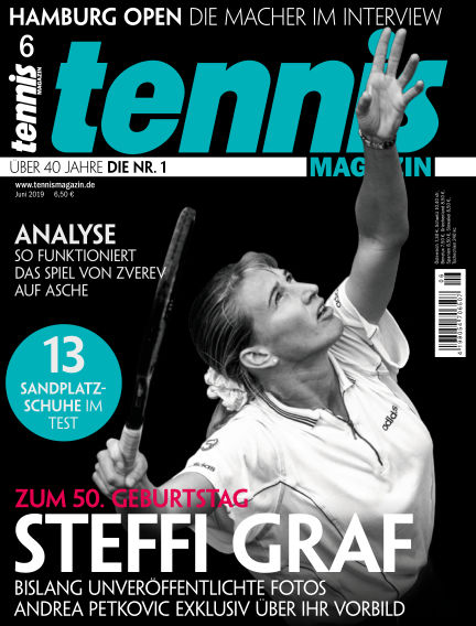 tennis MAGAZIN May 21, 2019 00:00