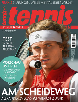 tennis MAGAZIN Nr. 09 2019