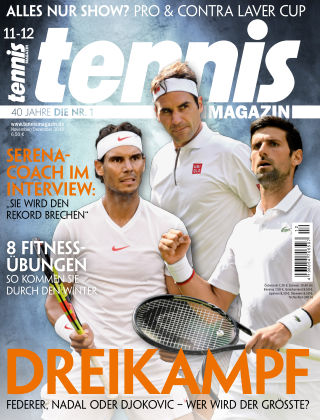 tennis MAGAZIN Nr. 12 2019