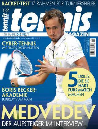 tennis MAGAZIN Nr. 2 2020