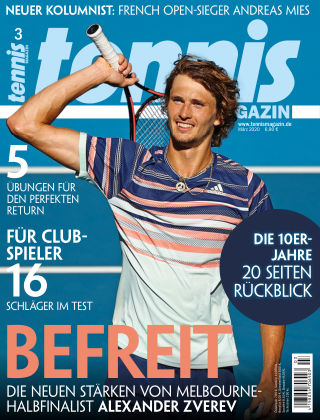 tennis MAGAZIN Nr. 03 2020