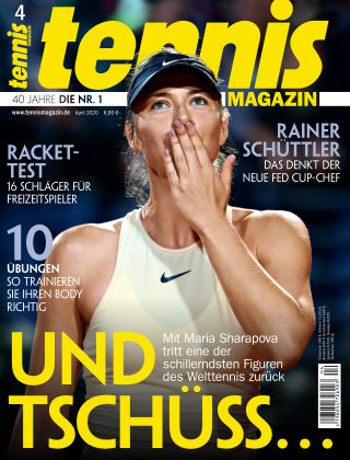 tennis MAGAZIN Nr. 04 2020