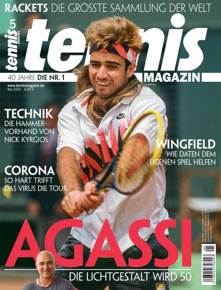 tennis MAGAZIN April 14, 2020 00:00