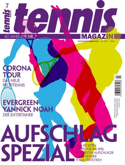 tennis MAGAZIN June 23, 2020 00:00