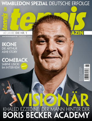tennis MAGAZIN NR. 08 2020
