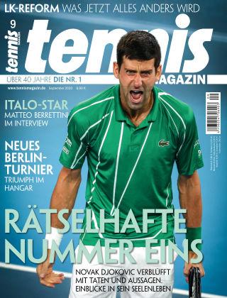 tennis MAGAZIN Nr. 09 2020
