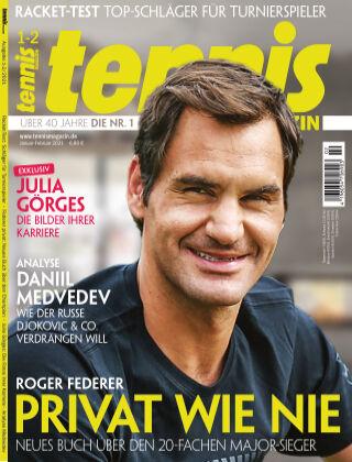 tennis MAGAZIN Nr. 02 2021