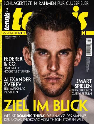 tennis MAGAZIN Nr. 03 2021