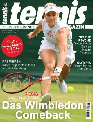 tennis MAGAZIN Nr. 08 2021