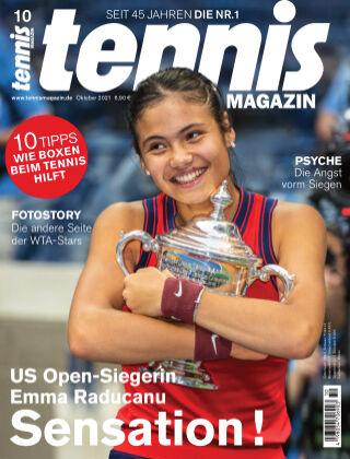 tennis MAGAZIN Nr. 10 2021
