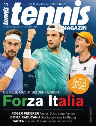 tennis MAGAZIN Nr. 11 2021