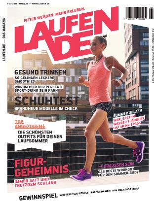 LÄUFT. Das Magazin von laufen.de 03-2106