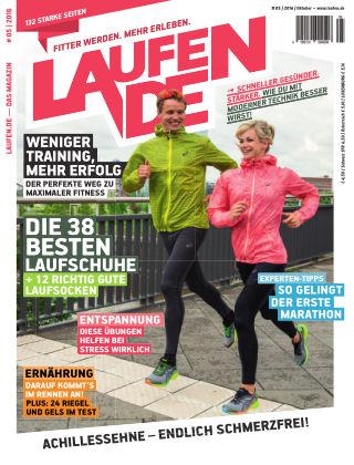 LÄUFT. Das Magazin von laufen.de 05-2016