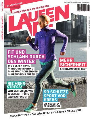 LÄUFT. Das Magazin von laufen.de 06-2016