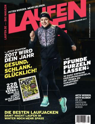 LÄUFT. Das Magazin von laufen.de 01-2017