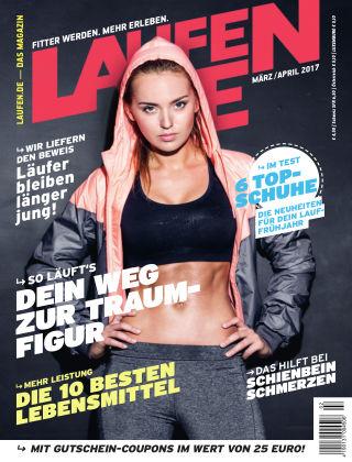 LÄUFT. Das Magazin von laufen.de 02-2017