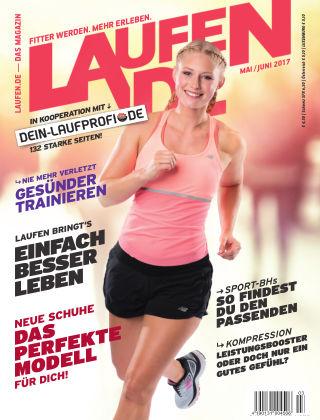 LÄUFT. Das Magazin von laufen.de 03-2017