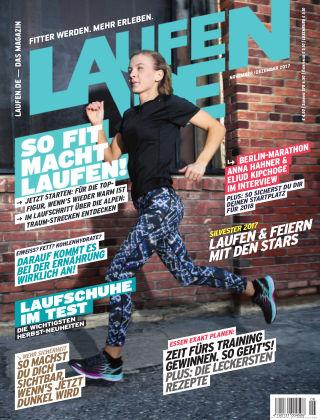 LÄUFT. Das Magazin von laufen.de 06-2017
