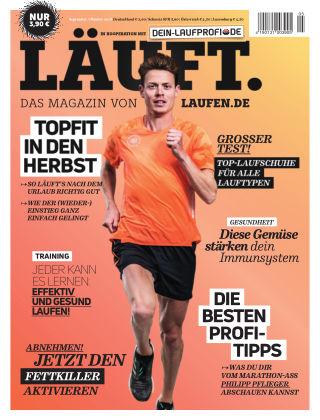 LÄUFT. Das Magazin von laufen.de 05-2018