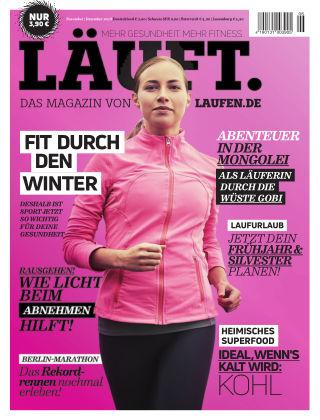 LÄUFT. Das Magazin von laufen.de 06-2018