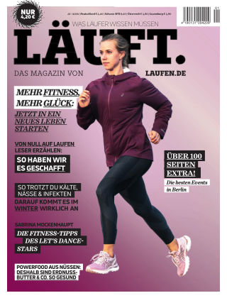 LÄUFT. Das Magazin von laufen.de #1-2020